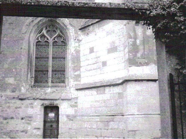 Fère-en-Tardenois (Aisne) l'église Sainte Macre