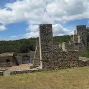 Ferrières-les-Verreries (Hérault) L'ancienne verrerie