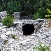 Ferrières-les-Verreries (Hérault) La cachette des Verriers
