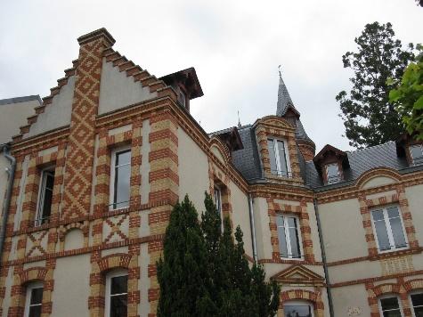 Fleurey-sur-Ouche (Côte d'Or) La villa Augusta