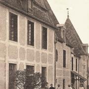 Fleurey-sur-Ouche (Côte d'Or) Le château du Prieuré CPA