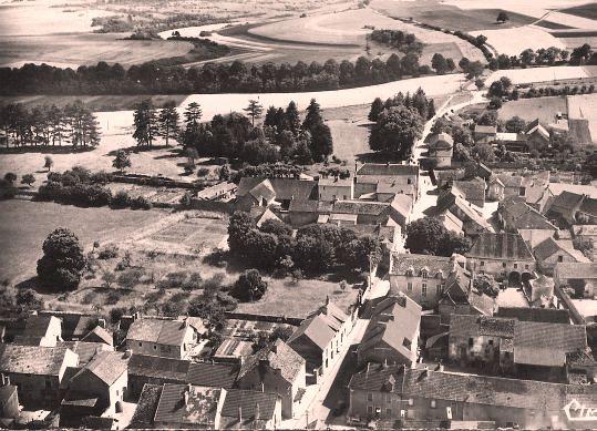 Fleurey-sur-Ouche (Côte d'Or) Le domaine du vieux logis CPA