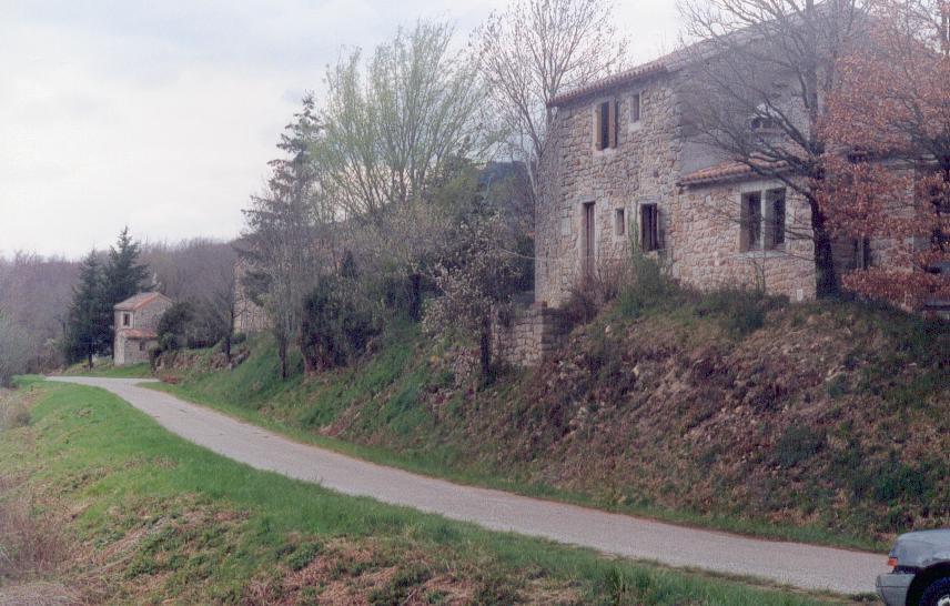 Fondamente (Aveyron) Moulès en 1998