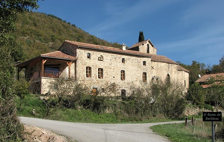 Fondamente (Aveyron) Saint-Rome-de-Berlières