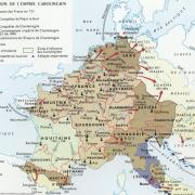 Formation de l'Empire Carolingien