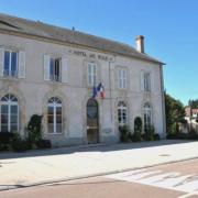 Fours (Nièvre) L'Hôtel de Ville