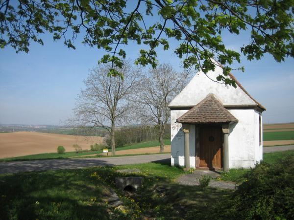 Friedolsheim 67 chapelle saint leger