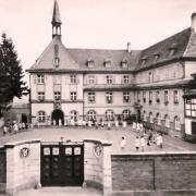 Friedolsheim 67 couvent et ecole menagere CPA