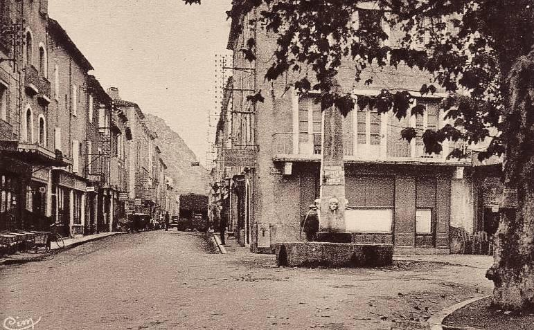 Ganges (Hérault) CPA
