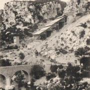 Ganges (Hérault) La mine CPA