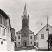 Gingsheim 67 l eglise saint nicolas cpa