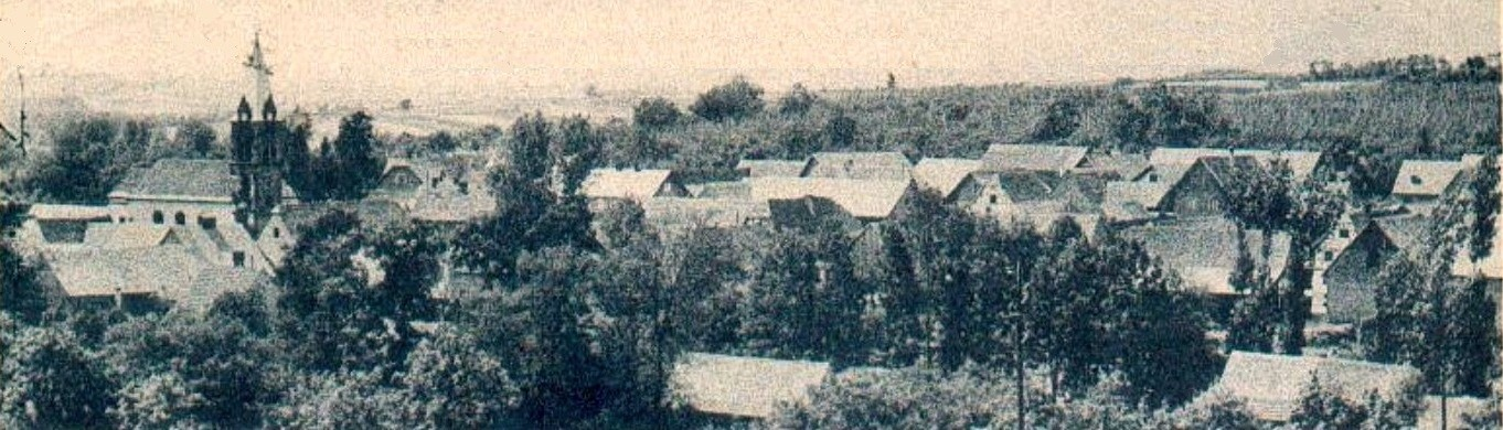 Gingsheim 67 vue generale cpa