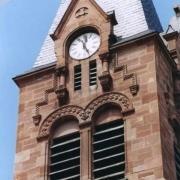 Ginsheim 67 le clocher de l eglise saint nicolas