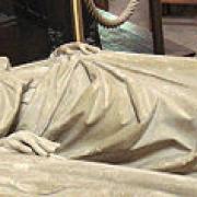 Gisant de Charles Martel à Saint-Denis