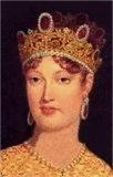 Gisèle de Bourgogne-Comté, son épouse
