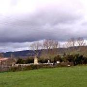 Gissac (Aveyron) Vue panoramique