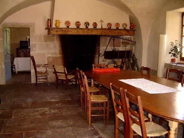 Gissac (Aveyron) Saint Etienne, gite