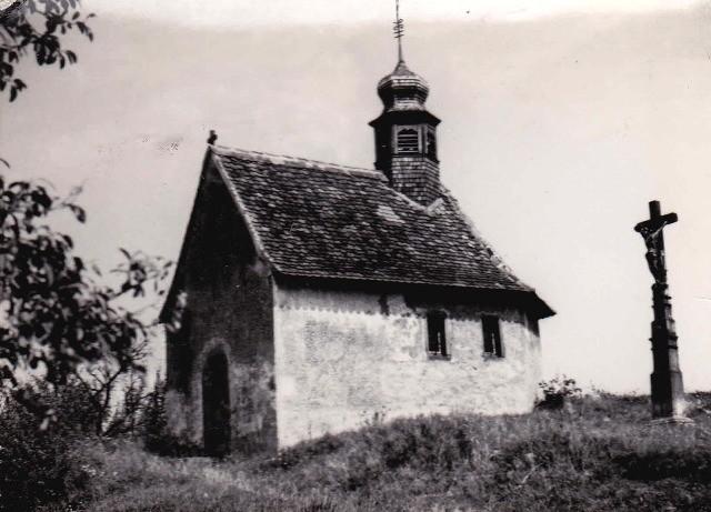Gougenheim 67 la chapelle saint laurent cpa