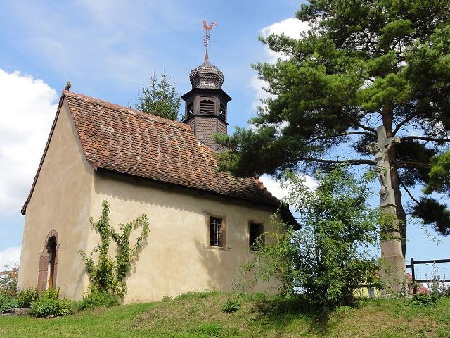 Gougenheim 67 la chapelle saint laurent