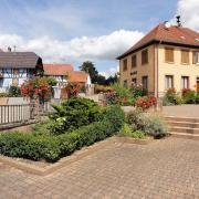 Gougenheim 67 la mairie
