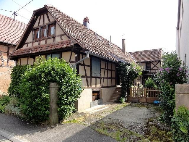 Gougenheim 67 une ancienne ferme