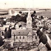 Gouy (Aisne) CPA Eglise