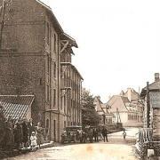 Gouy (Aisne) CPA moulin