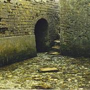 Gouy (Aisne) Source de l'Escaut