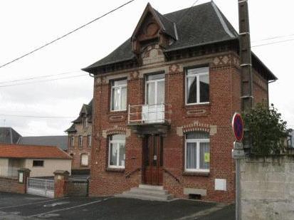 Gouy (Aisne) Mairie