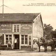 Gratreuil (51) L'épicerie CPA
