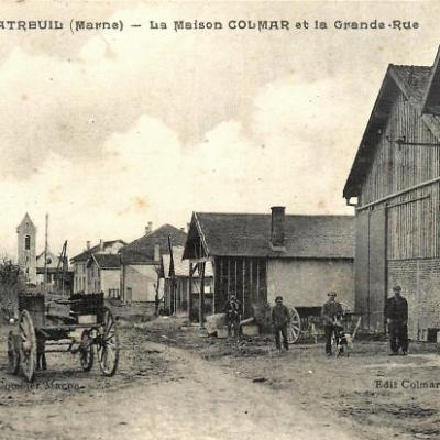 Gratreuil (51)