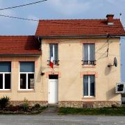 Gratreuil (51) La Mairie