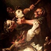 Guillaume et ses démons, par Ambroise Frédeau en 1657