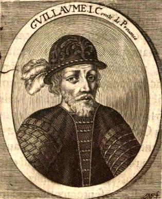 Guillaume Ier de Provence dit le Libérateur (955/993)