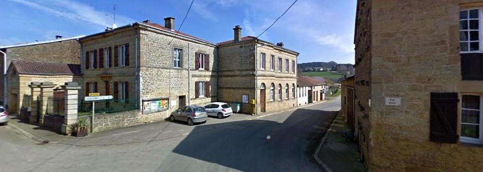 Han-lès-Juvigny (Meuse) La mairie