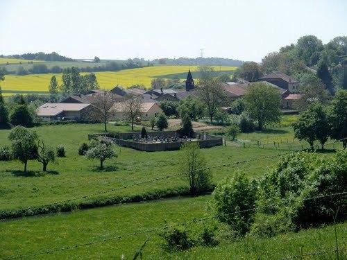 Han-lès-Juvigny (Meuse) Vue générale