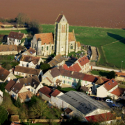 Haravilliers val d oise vue aerienne