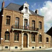 Haussy 59 la mairie