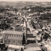Haussy 59 vue generale vers 1950 cpa