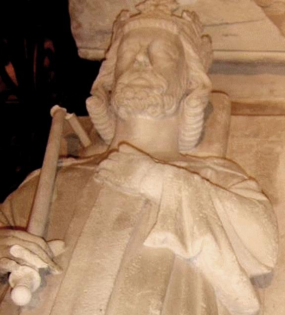 Henri ier gisant saint denis