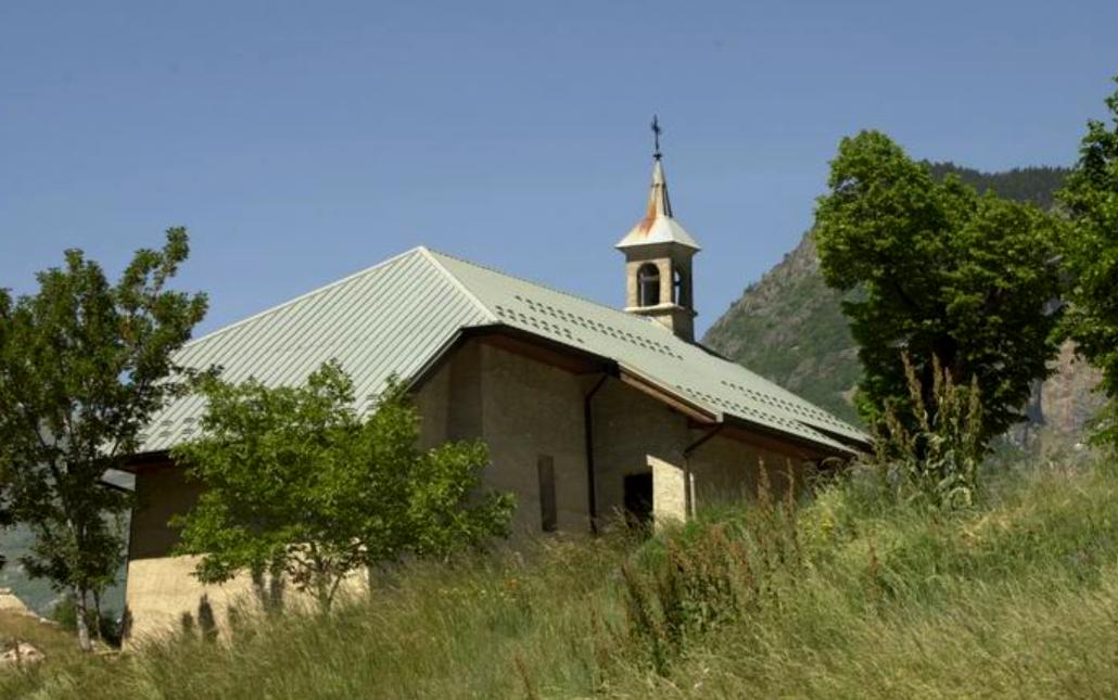 Hermillon (Savoie) La chapelle de Montandré