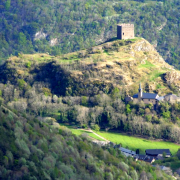 Hermillon (Savoie) La tour