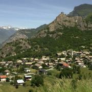Hermillon (Savoie) Vue générale