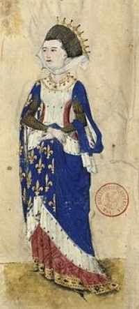 Hildegarde de Sundgau, sa seconde épouse