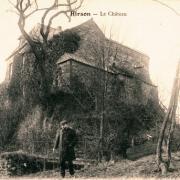 Hirson (Aisne) CPA le château