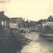 Hirson (Aisne) CPA la chute du Gland