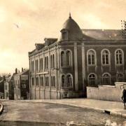 Hirson (Aisne) CPA l'hospice
