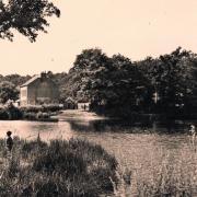 Hirson (Aisne) CPA le Pas Bayard