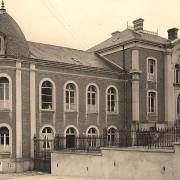 Hirson (Aisne) CPA la Maternité