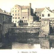 Hirson (Aisne) CPA le moulin